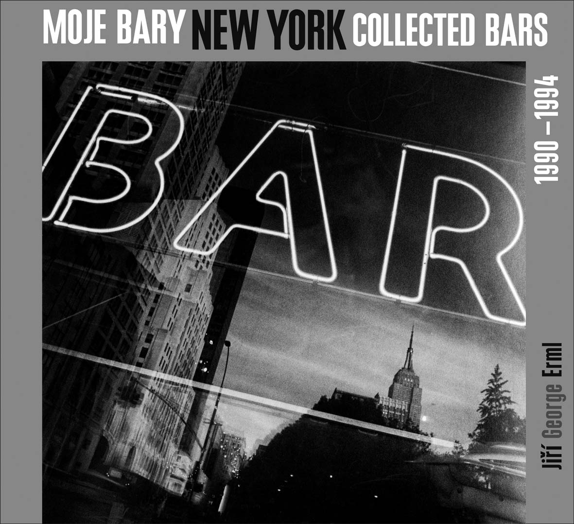 Collected Bars NEW YORK Moje bary
